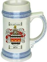 Dodd Coat of Arms Stein / Family Crest Tankard Mug - $21.99
