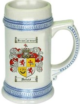 Doneld Coat of Arms Stein / Family Crest Tankard Mug - $21.99