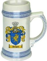 Dragoo Coat of Arms Stein / Family Crest Tankard Mug - $21.99