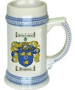 Ferguson Coat of Arms Stein / Family Crest Tankard Mug - $21.99
