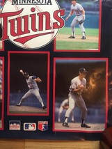 "1987 Minnesota Twins World Series Champs Poster 22"" x 34"" image 4"