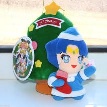 Sailor Mercury Christmas tree xmas plush doll stuffed toy - $19.79
