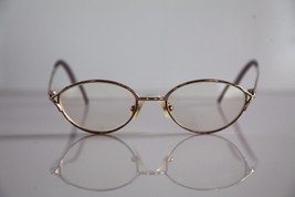 Eyewear,  Gold Frame, Multi-color,  RX-Able Prescription lenses. #6 - $15.59