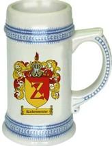 Kackmeister Coat of Arms Stein / Family Crest Tankard Mug - $21.99