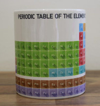 New Mug - Mug Periodic Table of Elements Chemistry Atomic Numbers - £8.68 GBP+