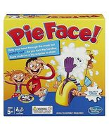 Pie Face Game Hasbro Fun Filled Family Game of Suspense UK Edition Brand New - $45.41