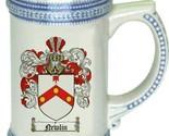 Newlin coat of arms thumb155 crop