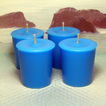 Ocean Mist PURE SOY Votives (Set of 4) - $7.00