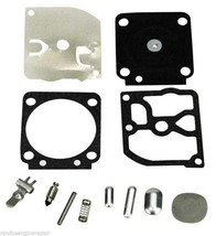 CARBURETOR KIT FOR STIHL 020 020T MS191 MS192T MS200T w/ Zama carb - $13.49