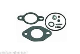 Kohler carb carburetor repair rebuild kit 12 757 01-S - $14.99