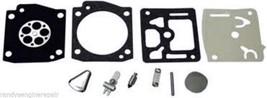 Zama Rb 31 Carburetor Rebuild Kit For Stihl 034 036 036 Pro Ms360 Ms340 New - $9.73