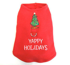 Yappy Holidays Pet Tank - $19.95