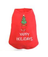Yappy Holidays Pet Tank - $19.95