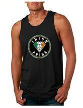 Irish Pride Men's Jersey Tank Top Country Pride Shirt - $17.00