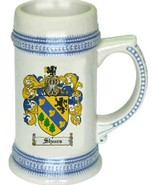 Shears Coat of Arms Stein / Family Crest Tankard Mug - $21.99