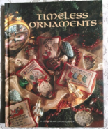 Timeless Ornaments, Christmas Cross Stitch, Leisure Arts Publication, 1995 - $5.00