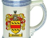 Gauthier coat of arms thumb155 crop