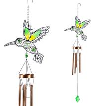 Beaded Glow In the Dark Hummingbird Wind Chime - $32.98
