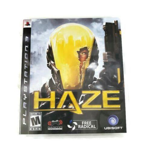 Haze (Sony PlayStation 3, 2008) - $7.69