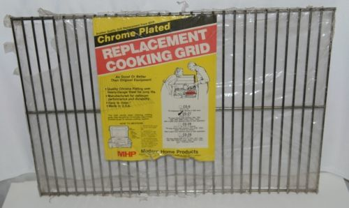 Modern Home Products CG27 Chrome Plated Replacement Cooking Grid