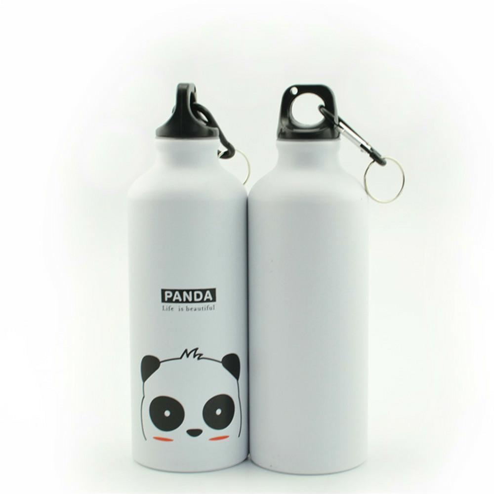 500 ml Water Bottle Portable Outdoor Sports Cycling Camping Aluminum Kid Bottle