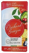Orchard Breezin Breezing' Peach Perfection Wine Kit - £79.42 GBP
