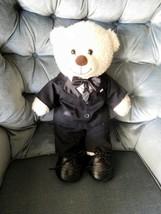 """Build A Bear BABW GROOM 15"""" Bear + 2 Pc.Groom Outfit and 1 Pair Shoes ( T) - $25.99"""