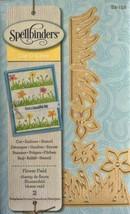 Spellbinders Die D-Lites Flower Field Die Set #S2-152