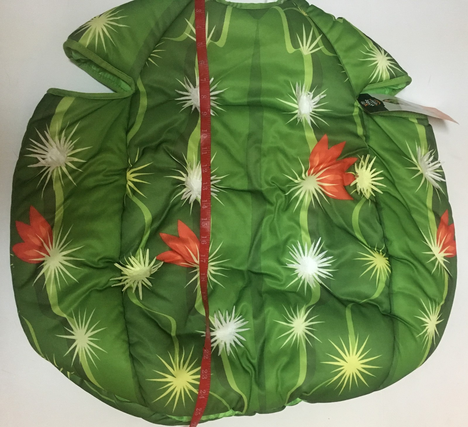 Cactus Costume One Size Fits Most Vest ONLY Kids & Adults