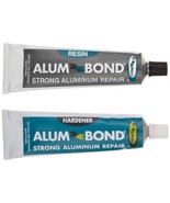 Hy-Poxy H-450 Alumbond 6.5 oz Aluminum Putty Repair Kit - $24.16