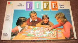Life Game Of Life 1981 Milton Bradley Complete Excellent - $20.00