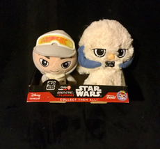 Funko Galactic Plushies Luke & Wampa Star Wars 40th Anniv GameStop Exclu... - $12.99