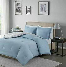 Madison Park Essentials Hayden 2-Pc Reversible Comforter SET BIG SET NOT A DUVET image 5