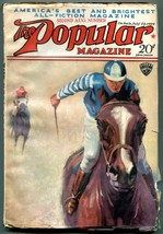 Popular Pulp Magazine 2nd August 1929- Horse Racing cover - $63.05