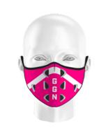 BLACK GIRL HOCKEY CLUB FUNDRAISER: Pink Goalie Gear Nerd Mask - $11.00