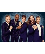 Queer Eye Fab Five Antoni Porowski Tan France Karamo Brown Bobby Berk Jo... - $17.50