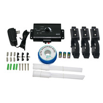 Electric Dog Pet Fence System Waterproof Shock Collars For 2 Dogs - $109.99