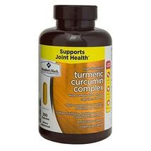 Member's Mark 500mg Turmeric Curcumin Complex Dietary Supplement (250 ct.) (Pack - $36.99