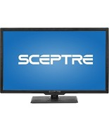 "Sceptre E246BV-FC 24"" LED HDTV Display 1920x1080 Full HD HDMI VGA USB, T... - $84.99"