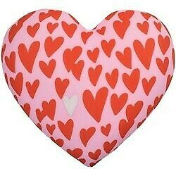 2 Scoops Valentine's Microbead Pillow - Lovin Hearts -sealed new  store