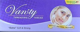 vanity eyebrow threading thread  30 spools - 3 box PURPLE  FREE SHIP USA... - $29.91