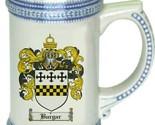 Burgar coat of arms thumb155 crop