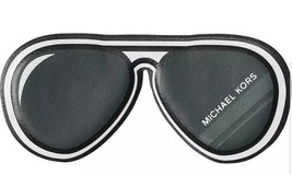 Michael Kors Just Add Aviators Bag Lux Leather Stickers - $10.20