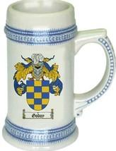 Godoy Coat of Arms Stein / Family Crest Tankard Mug - $21.99