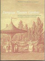European pleasure gardens: Rare books and prints of historic landscape d... - $14.01