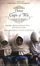 Three Cups of Tea: One Man's Mission to Promote Peace - One School at a ... - $1.99