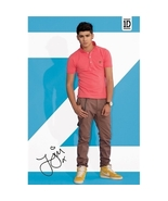 One Direction Zayn 1D Official Poster Printed Signature 61 x 91.5 cm New - $12.00