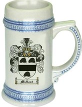 Midford Coat of Arms Stein / Family Crest Tankard Mug - $21.99