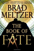 The Book of Fate Brad Meltzer - $3.99