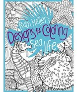 Sea Life (Designs for Coloring) [Paperback] [Apr 16, 2009] Heller, Ruth - $4.99